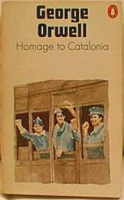 a book review of george orwells homage to catalonia The people vs tyranny: george orwell's homage to catalonia when i see an actual flesh-and-blood worker in conflict with his natural enemy, the policeman.