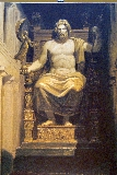 [Statue of Zeus at Olympia]