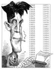 [George Orwell by Taylor Jones, © 2001]
