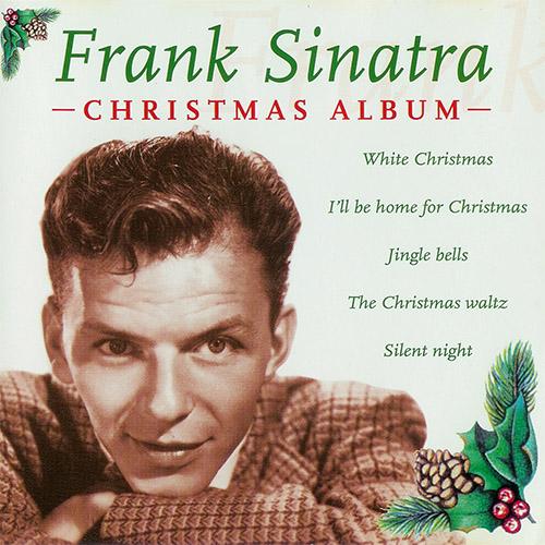 album the sinatra christmas album front - Frank Sinatra White Christmas