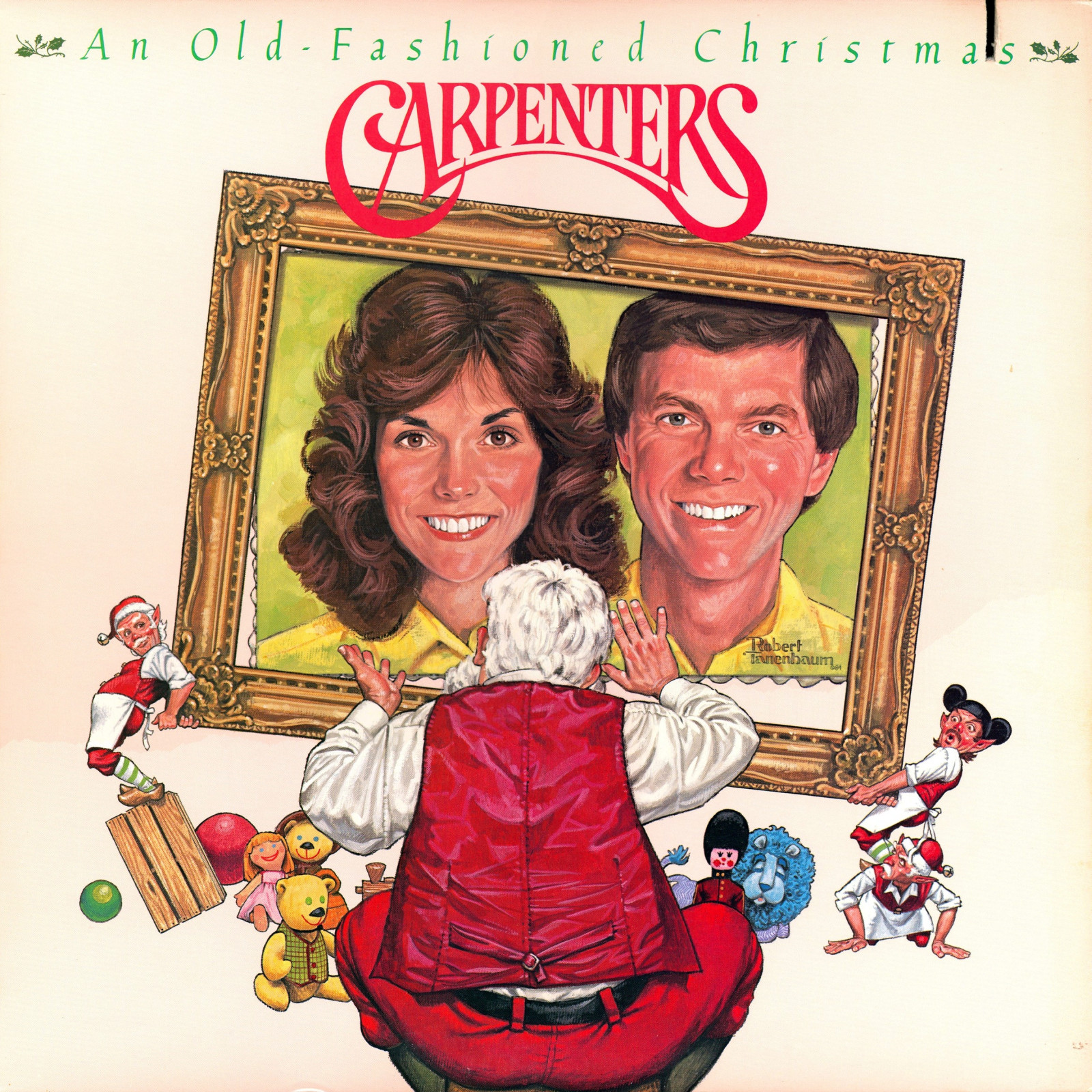 Carpenters :: An Old-Fashioned Christmas